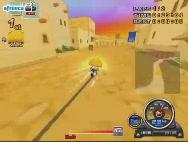 MysTic벤츠-沙漠旋转工地L3-2分00秒50-黄金Storm Blade